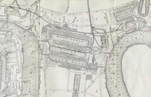 Thames Docks 1882
