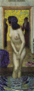 Susanna im Bade by Franz von Stuck, 1913
