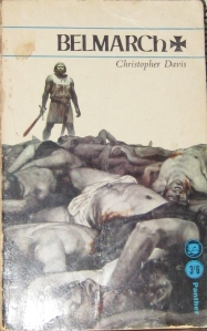 front cover image of Belmarch, by Christopher Davis